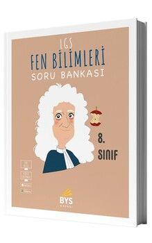 Bys Kafası Yayınları 8. Sınıf LGS Fen Bilimleri Soru Bankası