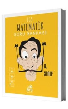 Bys Kafası Yayınları 8. Sınıf LGS Matematik Soru Bankası