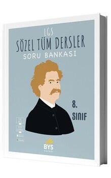 Bys Kafası Yayınları 8 .Sınıf LGS Sözel Tüm Dersler Soru Bankası