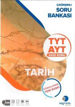 Çağrışım Yayınları TYT AYT Tarih Soru Bankası