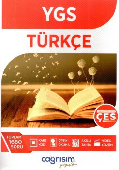 Çağrışım Yayınları YGS Türkçe Çağrışımlı Eğitim Seti