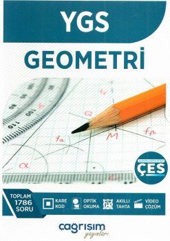 Çağrışım Yayınları YGS Geometri Çağrışımlı Eğitim Seti