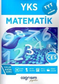 Çağrışım Yayınları YKS 1. Oturum TYT Matematik Çağrışımlı Eğitim Seti