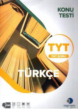 Çağrışım Yayınları TYT Türkçe 747 Konu Testi