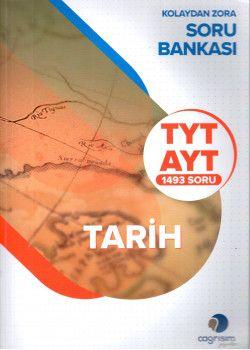 Çağrışım Yayınları TYT AYT Tarih 1493 Soru Bankası