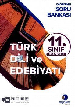 Çağrışım Yayınları 11. Sınıf Türk Dili ve Edebiyatı Soru Bankası