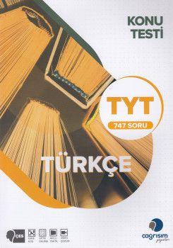 Çağrışım Yayınları TYT Türkçe Konu Testi