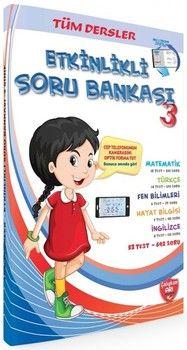 Çalışkan Arı Yayınları 3. Sınıf Tüm Dersler Etkinlikli Soru Bankası