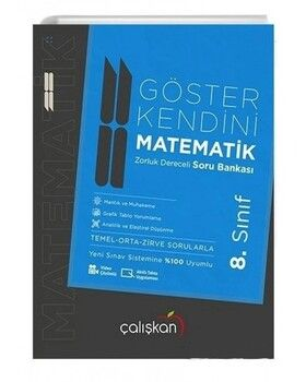 Çalışkan Yayınları 7. Sınıf Mikro Matematik