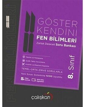 Çalışkan Yayınları 6. Sınıf Türkçe Göster Kendini Soru Bankası