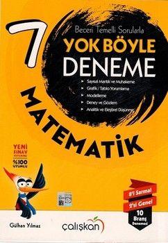 Çalışkan Yayınları 7. Sınıf Matematik Yok Böyle Deneme