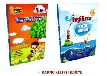 Çankaya Yayınları 3. Sınıf Yaz Tatil Seti