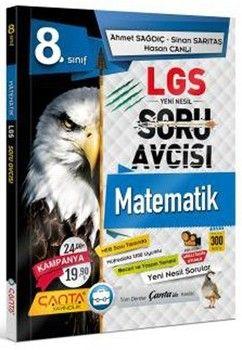 Çanta Yayınları 8. Sınıf LGS Matematik Soru Avcısı