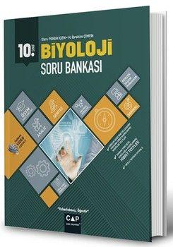Çap 10. Sınıf Anadolu Lisesi Biyoloji Soru Bankası