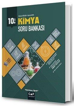 Çap 10. Sınıf Anadolu Lisesi Kimya Soru Bankası