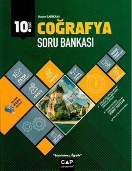 Çap 10. Sınıf Anadolu Lisesi Coğrafya Soru Bankası