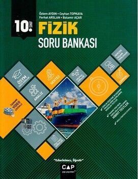 Çap 10. Sınıf Anadolu Lisesi Fizik Soru Bankası