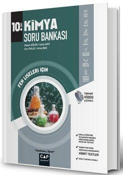 Çap 10. Sınıf Fen Lisesi Kimya Soru Bankası