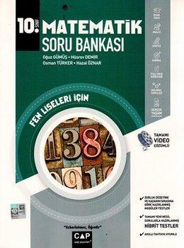 Çap 10. Sınıf Matematik Fen Lisesi Soru Bankası