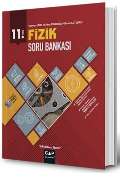 Çap 11. Sınıf Anadolu Lisesi Fizik Soru Bankası