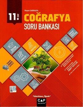 Çap 11. Sınıf Anadolu Lisesi Coğrafya Soru Bankası