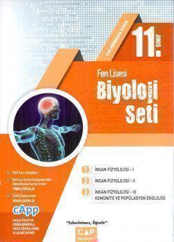Çap 11. Sınıf Fen Lisesi Biyoloji Seti