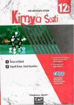 Çap 12. Sınıf Anadolu Lisesi Kimya Seti