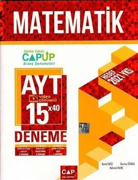 Çap AYT Matematik 15 x 40 Up Deneme