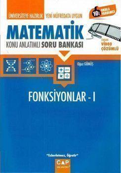 Çap Üniversiteye Hazırlık Matematik Fonksiyonlar 1 Konu Anlatımlı Soru Bankası
