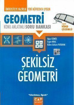Çap Şekilsiz Geometri Konu Anlatımlı Soru Bankası