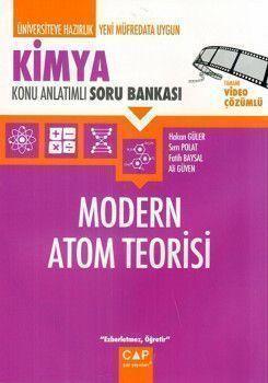 Çap Kimya Modern Atom Teorisi Konu Anlatımlı Soru Bankası