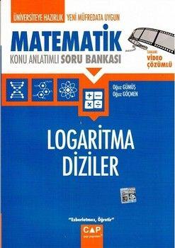 Çap Matematik Logaritma Diziler Konu Anlatımlı Soru Bankası