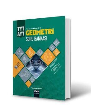 Çap TYT AYT Geometri Soru Bankası