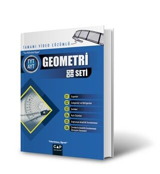 Çap TYT AYT Geometri Seti