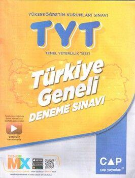 Çap TYT Türkiye Geneli Deneme Sınavı
