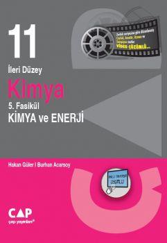 Çap Yayınları 11. Sınıf İleri Düzey Kimya 5. Fasikül Kimya ve Enerji