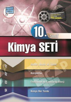 Çap Yayınları 10. Sınıf Kimya Seti