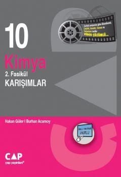 Çap Yayınları 10. sınıf Kimya 2. Fasikül Karışımlar