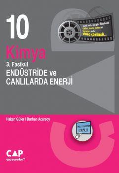Çap Yayınları 10. sınıf Kimya 3. Fasikül Endüstride ve Canlılarda Enerji