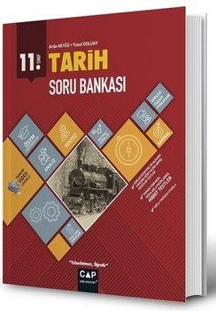 Çap Yayınları 11. Sınıf Anadolu Lisesi Tarih Soru Bankası