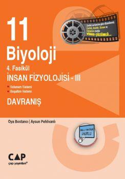 Çap Yayınları 11. Sınıf 4. Fasikül İnsan Fizyolojisi 3