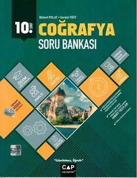 Çap Yayınları 10. Sınıf Coğrafya Anadolu Soru Bankası