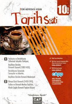 Çap Yayınları 10. Sınıf Tarih Set