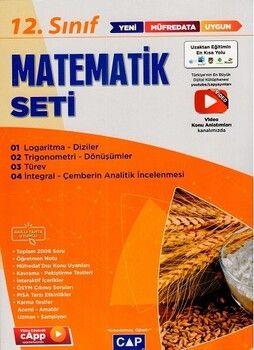 Çap Yayınları 12. Sınıf Anadolu Matematik Seti
