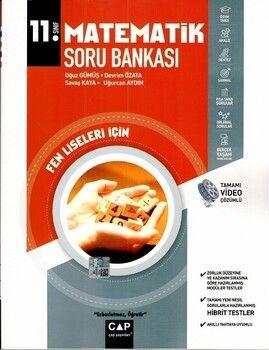 Çap Yayınları 11. Sınıf Matematik Soru Bankası