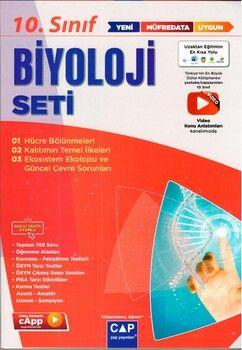 Çap Yayınları 10. Sınıf Biyoloji Anadolu Seti