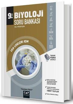 Çap Yayınları 9. Sınıf Fen Lisesi Biyoloji Soru Bankası