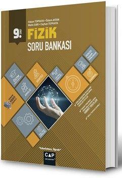 Çap Yayınları 9. Sınıf Anadolu Lisesi Fizik Soru Bankası