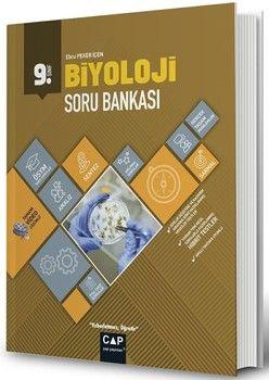 Çap Yayınları 9. Sınıf Anadolu Lisesi Biyoloji Soru Bankası