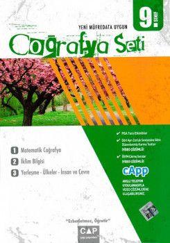 Çap Yayınları 9. Sınıf Coğrafya Seti